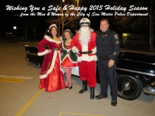 Happy Holidays from SMPD