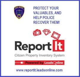 ReportIt SMPD