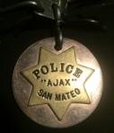 Ajax - San Mateo Police K9